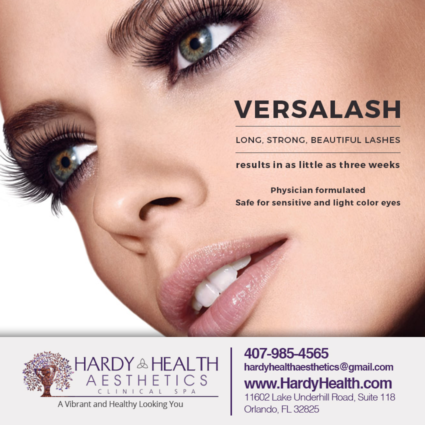 VersaLash – Long, Strong, Beautiful Lashes
